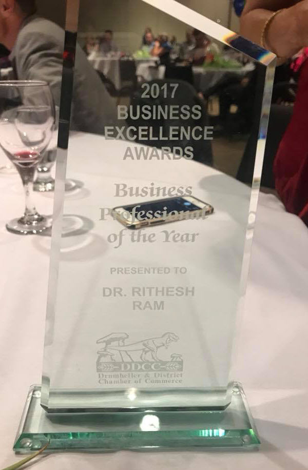 business professional of the year award