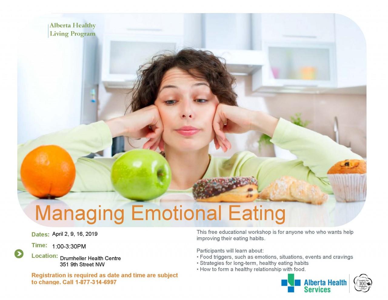 Managing-Emotional-Eating---Drumheller-April-2-2019