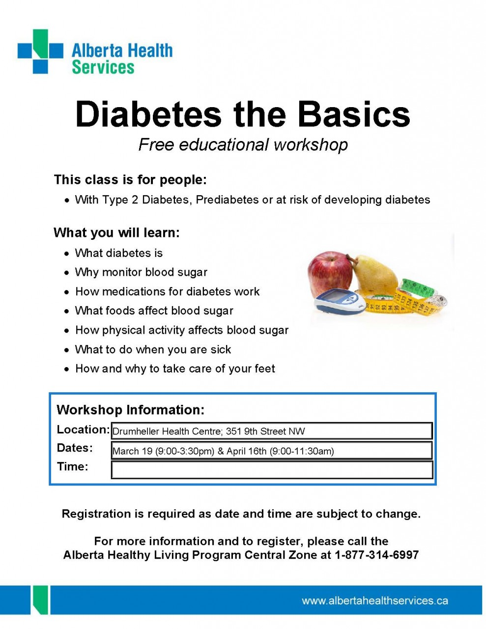 Diabetes-the-Basics---Drumheller-March-19--April-16-2018